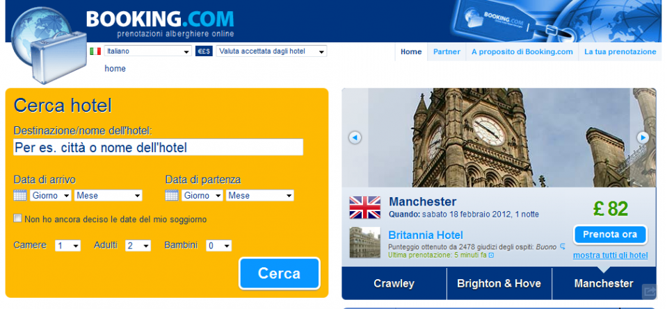 Hotel Economici Londra Booking