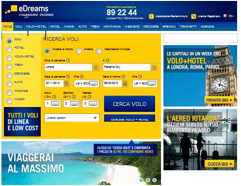 OFFERTE VOLO + HOTEL SU BRUXELLES EDREAMS