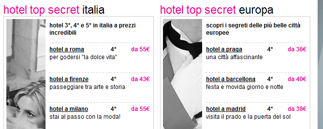 HOTEL TOP SECRET X TE