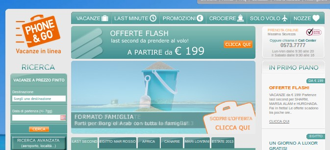 Phone and go recensione