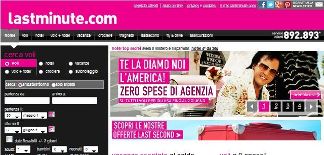Pacchetti vacanze low cost estate 2013